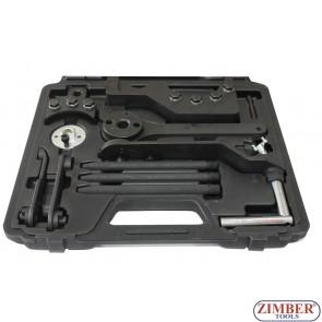 Комплект за зацепване на двигатели 2.5, 4.9 TDI VW TOUAREG. TRANSPORTER T5. VW 2.5/4.9D/TDI PD- Инструмент под наем