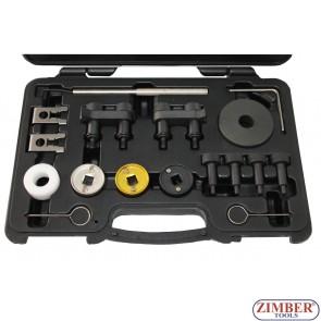 К-т за зацепване на двигатели VAG 1.8/2.0 TSI/TFSI - ZR-36ETTS213 - ZIMBER-PROFESSIONAL