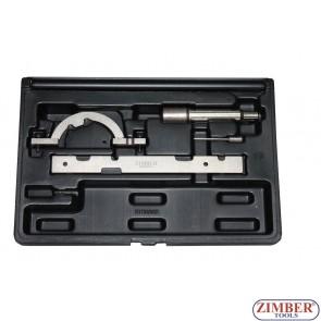 К-т за зацепване на двигатели Opel 1.0,1.2,1.4 - 4 части. ZR-36ETTS50  - ZIMBER TOOLS