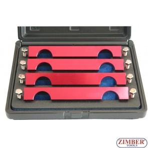 Комплект за зацепване на разпределителни валове Merzedes Benz  M276, M157 И M278,ZT-04A2168D - SMANN PROFESSIONAL