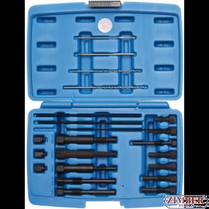 К-т за изваждане електроди на скъсани свещи M8 & M10 - 8698 - BGS-PROFESSIONAL