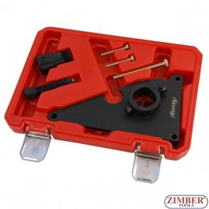 Инструмент за демонтаж на зъбно колело на горивна помпа високо налягане за HYUNDAI и KIA  (дизелови двиг. с верига) - 4981 - Neilsen-Tool