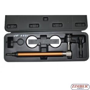 Petrol Engine Twin Camshaft Setting Locking Tool Kit VAG-VW, AUDI  FSI, TFSI 1.2,1.4L, 1.6L, ZR-36ETTS24A - ZIMBER TOOLS.
