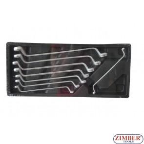 Ключове лули к-т 8 части (6-22мм)ZT-00822 - SMANN TOOLS.