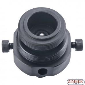 Инструмент за демонтаж на зъбно колело на горивна помпа високо налягане за Hyundai / KIA 2.0 / 2.2 CRDI  дизелови двиг. с верига ZR-36HPFIPST - ZIMBER-PROFESSIONAL
