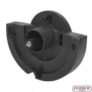 Инструмент за демонтаж на зъбно колело на горивна помпа високо налягане за HYUNDAI и KIA 2.5 DIESEL - ZR-36HKPFPT - ZIMBER PROFESSIONAL