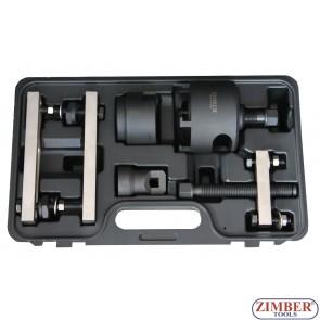 Комплект инструменти за ремонт на съединители Duplex при VW със DSG трансмисия - ZR-36ETTS216 - ZIMBER-PROFESSIONAL