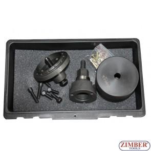 К-т за монтаж и демонтаж на семеринги за колянов вал BMW N40, N42, N45, N45T, N46, N46T, N52, N53, N54) ZR-36ETTSB49 - ZIMBER PROFESSIONAL