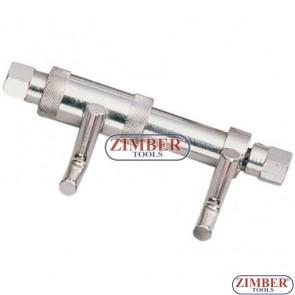 Инструмент за монтаж и демонтаж на скоби  за ауспуси AUDI, VW, Seat, Skoda, ZR-36ESCRFVAG - ZIMBER PROFESSIONAL