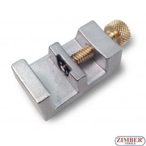 Инструмент за монтаж (разтягане) на пистов ремък за A/C климатика на BMW N62(V8) & Mini W17, ZR-36BMWBIT - ZIMBER PROFESSIONAL