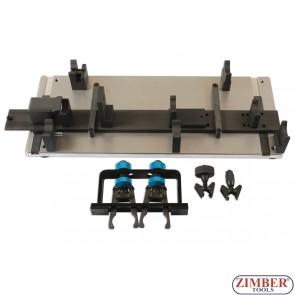 К-т за монтаж на разпределителни валове на VW,AUDI,PORSCHE TDI 2.7,3.0,4.0 групата 6 и 8 цил.TDI двигатели-ZT-04A1030- SMANN PROFESSIONAL