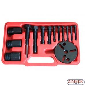 Инструменти за демонтаж на съединител на компресор на автоклиматици, ZT-04D1025 - SMANN PROFESSIONAL