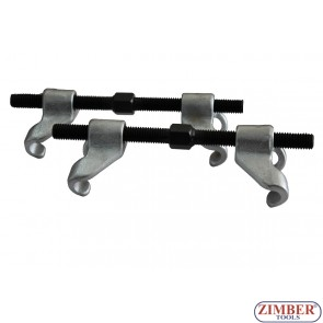 К-т скоби за демонтиране на пружини(макферсон) 230мм (ZR-36HCSC) - ZIMBER-PROFESSINAL
