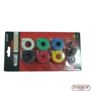 К-т скоби за разглобяване на бързи връзки 9 части - ZT-04069 - SMANN -PROFESSIONAL