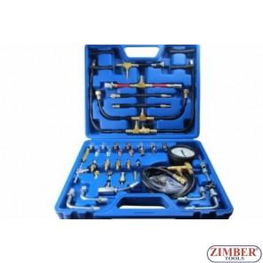 Комплект за измерване на налягането на горивния инжекцион (ZT-04152) - SMANN-PROFESSIONAL