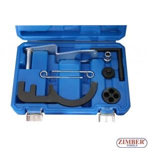 К-т за зацепване на дизелови двигатели BMW N47/2.0d/ N57/3.0d - (ZT-04A2196)- SMANN-PROFESSIONAL
