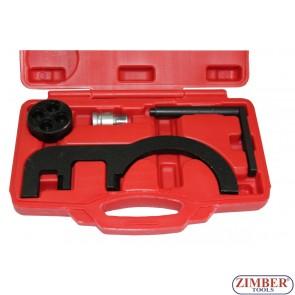К-т за зацепване на дизелови двигатели BMW N47/2.0 /N57/3.0D - ZT-04536 - SMANN PROFESSIONAL