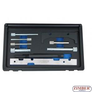 К-т за зацепване на дизелови двигатели FORD, MAZDA, AUDI, SEAT,VW & VOLVO - ZR-36ETTS274 - ZIMBER PREFESIONNAL