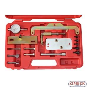 К-т за зацепване на двигатели OPEL & ISUZU, FIAT, ZR-36ETTS52 - ZIMBER PROFESSIONAL