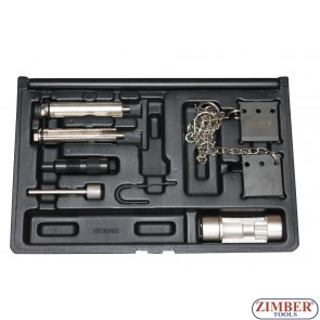 К-т за зацепване на двигатели VAG 2.5 V6 TDI AUDI, VW, ZR-36ETTS31 - ZIMBER-TOOLS