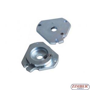 К-т за зацепване на двигатели FIAT 1,6 16V. ZR-36ETTS75P - ZIMBER PROFESSIONAL