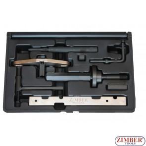 К-т за зацепване на двигатели Ford 1.8 TDDi/TDCi - Chain Drive, ZR-36ETTS29 - ZIMBER-PROFESSIONAL
