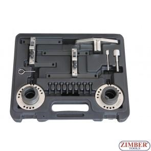 К-т за зацепване на двигатели Ford Focus C-Max B-Max Fiesta Transit 1.0 M1DD, 3-цил. Ecoboost- ZR-36ETTS241 - ZIMBER PROFESSIONAL