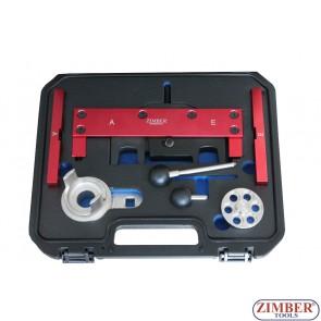 К-т за зацепване на двигатели Porsche 911, Cayman, Boxster MA1 двигател, ZR-36ETTS244- ZIMBER PROFESSIONAL