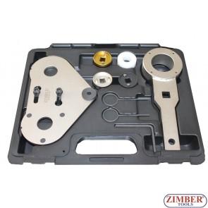 К-т за зацепване на двигатели  VAG 1.8 TFSI/2.0TFSI - ZR-36ETTS220 - ZIMBER PROFESSIONAL