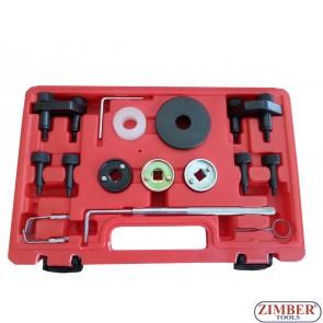 К-т за зацепване на двигатели VAG VW, AUDI VAG 1.8/2.0 TSI, TFSI (EA888) - ZT-04A2176 - SMANN Professional