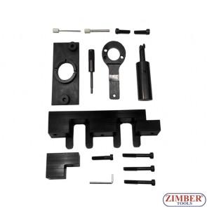 К-т за зацепване на двигатели Vauxhall/Opel 2.0CDTi,Код двигател 2.0:LFS/B20DTH1 - ZR-36ETTS326 - ZIMBER PROFESSIONAL
