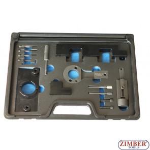 Под наем - к-т за зацепване на двигатели Vauxhall/Opel 2.0CDTi,Код двигател 2.0:LFS/B20DTH1 - ZR-36ETTS326 - ZIMBER PROFESSIONAL