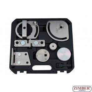К-т за зацепване на двигатели Landrover, Jaguar, Volvo S80, XC90, XC60, XC70 3.0T, 3.2. T6 - ZR-36ETTS162-ZIMBER PROFESSIONAL