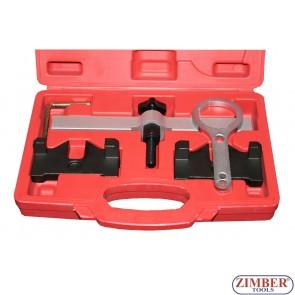 К-т за зацепване на двигатели за BMW N63 , N73 V8, ZT-04A2138 - SMANN PROFESSIONAL