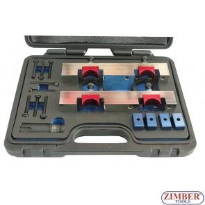 К-т за зацепване на разпределителните  валове на Benz - M133, M270, M274, ZR-36ETTSB59 - ZIMBER-PROFESSIONAL