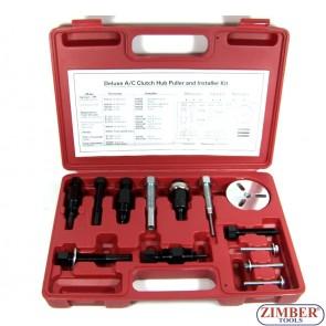 К-т инструменти за разглобяване и сглобяване на автоклиматици, ZR-36DCHPIK - ZIMBER-PROFESSIONAL