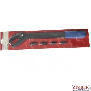 Ключ за блокиране шайбата на разпределителен вал 420 mmL. УНИВЕРСАЛЕН - ZR-36ETTS94 - ZIMBER PROFESSIONAL