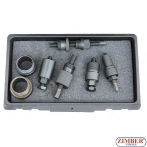 Комплект скоби за демонтаж и центровка на дизеловите помпи BMW, Opel - ZR-36ESB01- ZIMBER TOOLS