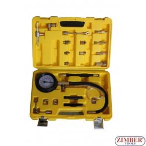 Комплект за тестване на горивния инжекцион ZK-1360