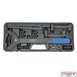 Комплект за зацепване на двигатели VAG Audi,VW - A4,A6,A8 3.2L,QUATTRO 2.4 - TFSI V6 -  ZR-36ETTS25 - ZIMBER-PROFESSIONAL