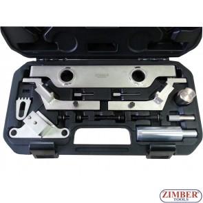 Комплект за зацепване на двигатели VAUXHALL/OPEL, SAAB, CHEVROLET 2.0l и 2.4lt - ZR-36ETTS258 - ZIMBER PROFESSIONAL