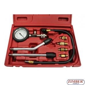 Компресомер за бензинови двигатели, ZR-36FITK02 - ZIMBER-PROFESSIONAL TOOLS