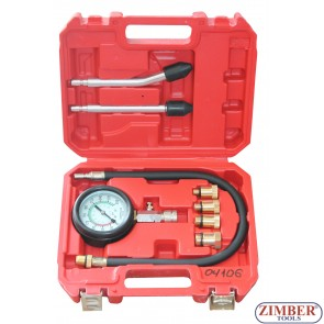 Компресомер за бензин, ZT-04106 - SMANN PROFESSIONAL