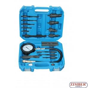 Компресомер за дизелови двигатели, ZT-04102 - SMANN PROFESSIONAL