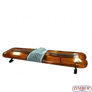 Сигнална лампа LED, Лайтбар - 12V - 120-31-19см