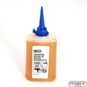 Масло за пневматични инструменти,100 ml (9460) - BGSPROFESSIONAL