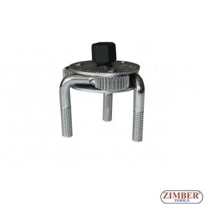 Ключ паяк за маслен филтър 65-120 mm, ZR-36OFW03A - ZIMBER TOOLS.