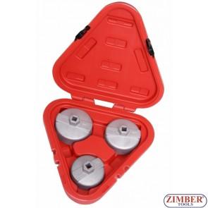 Чашки за маслен филтър за Toyota комплект 3 части, 3605 - NEILSEN.
