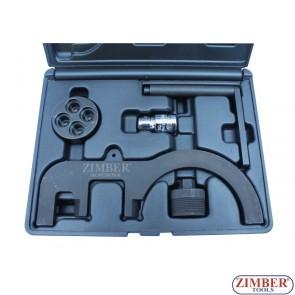 К-т за зацепване на дизелови двигатели BMW N47/2.0 /N57/3.0D - ZIMBER-TOOLS