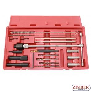 К-т за вадене на скъсани подгревни свещи 8mmx1 - ZR-36GPTS19) - ZIMBER-PROFESSIONAL
